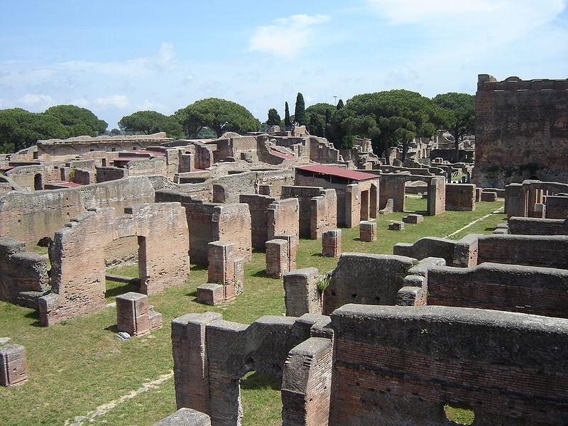 Marchio del patrimonio europeo a dieci nuovi siti. C'è anche Ostia antica
