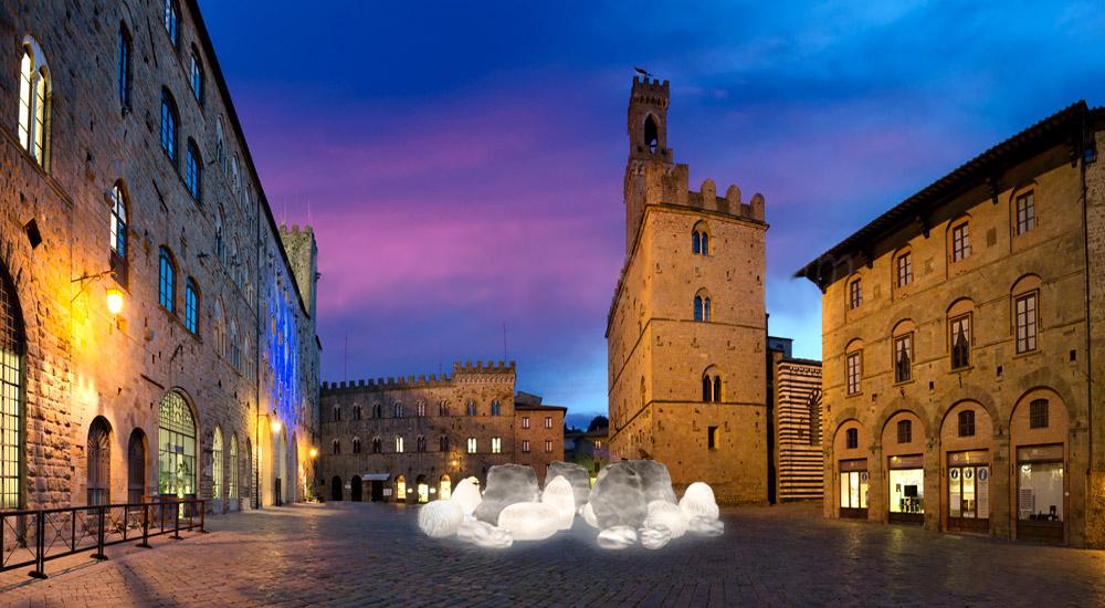 A Volterra il primo Natale dell'alabastro: la materia prima come rigenerazione