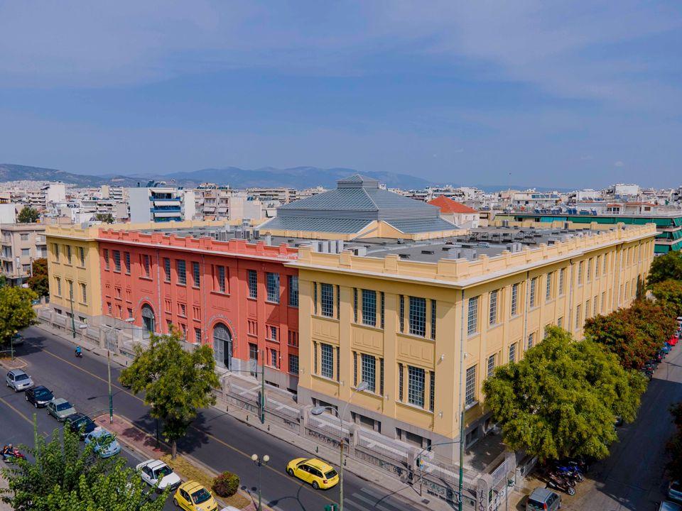 Grecia, ad Atene una grande fabbrica di tabacco diventerà un importante centro culturale