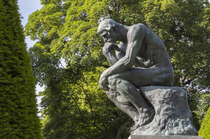 Parigi, il Musée Rodin è in difficoltà finanziaria e pensa di vendere le sue opere