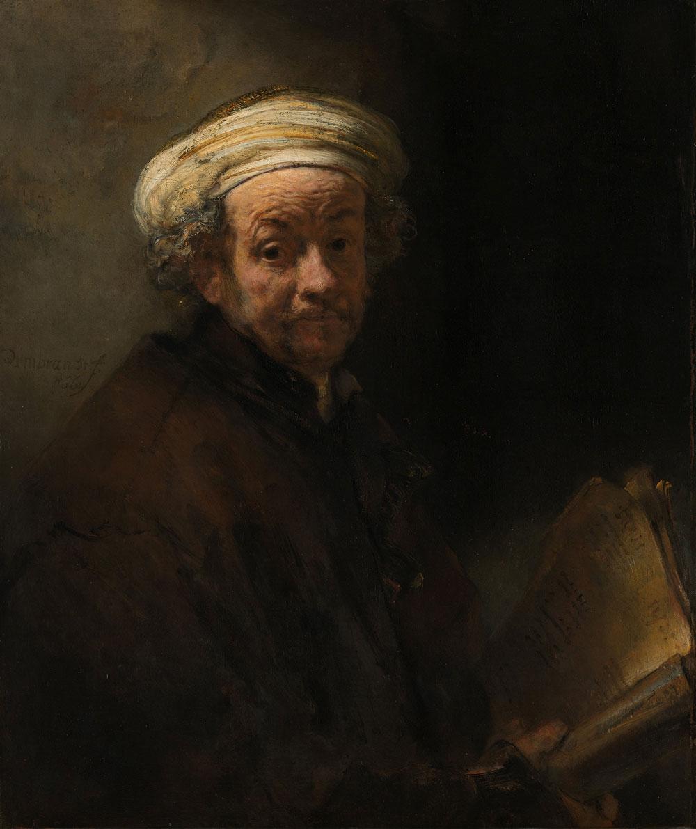 L'Autoritratto di Rembrandt torna alla Galleria Corsini per la prima volta dopo il 1799