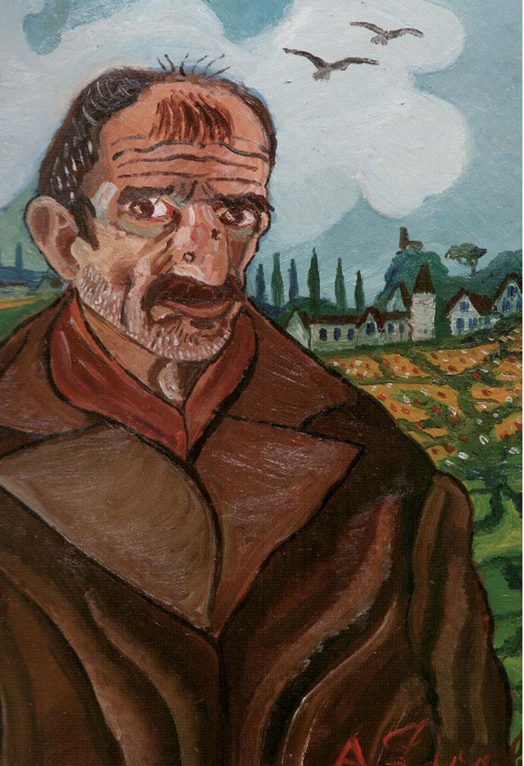 A Gualtieri la mostra che racconta la vita di Antonio Ligabue attraverso le sue opere
