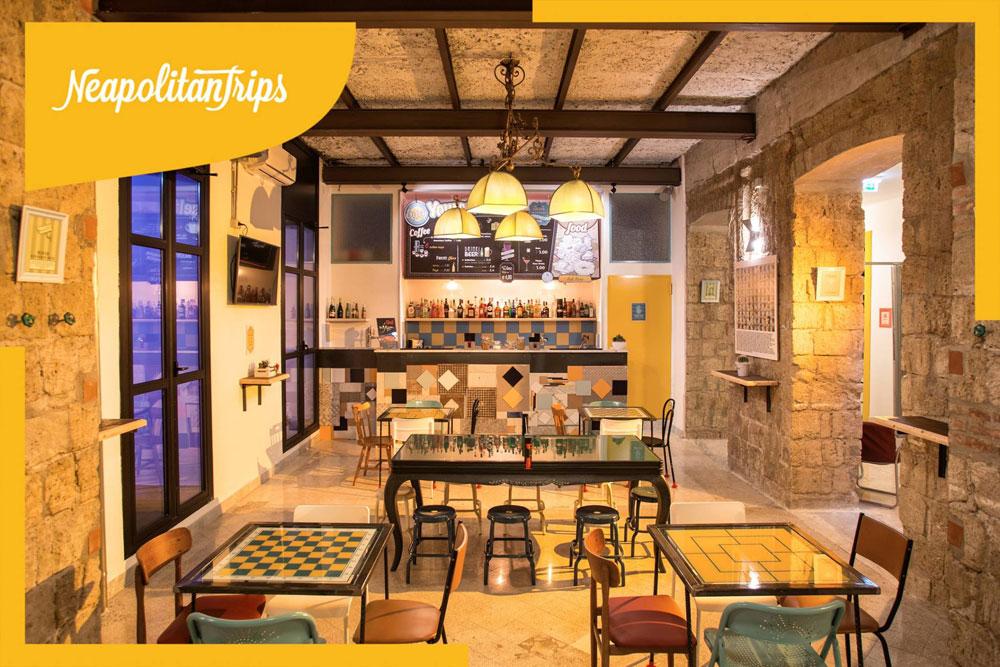 Nasce a Napoli il primo hostel tutto dedicato all'arte, con opere appositamente realizzate