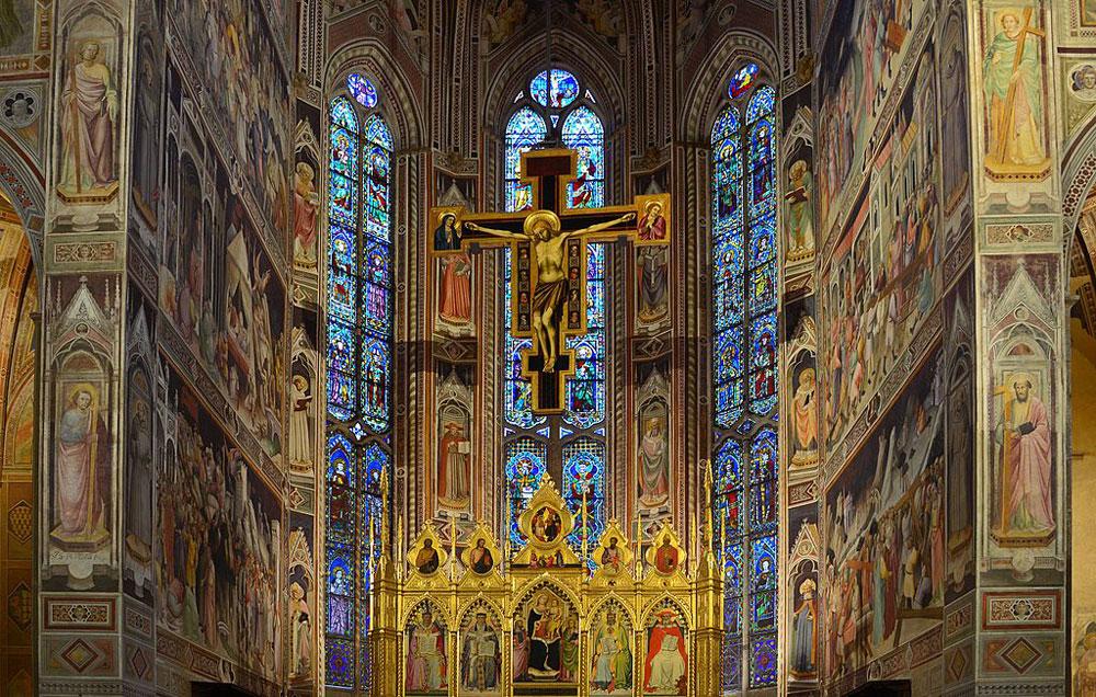 Visite speciali come un Grand Tour ottocentesco nella Basilica di Santa Croce