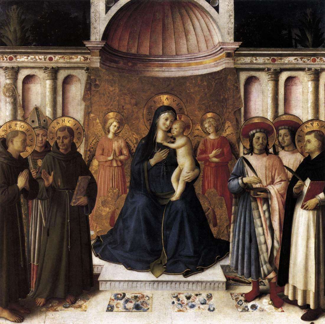 Firenze, via al restauro del capolavoro del Beato Angelico: si lavora sulla Pala di Bosco ai Frati