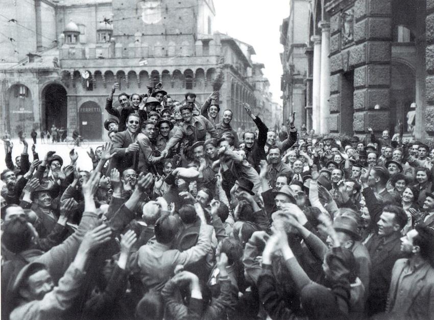 Video e dirette streaming per celebrare il 75° anniversario della Liberazione nel territorio bolognese