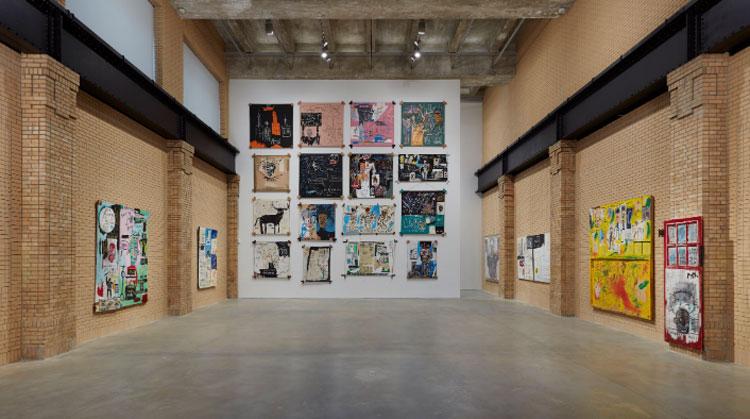 Brant Foundation mette online la sua grande retrospettiva dedicata a Basquiat