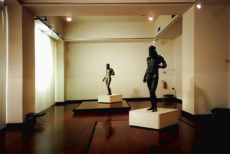 Dal 26 giugno riapre il Museo Archeologico di Reggio Calabria. Sarà una visita contact-less
