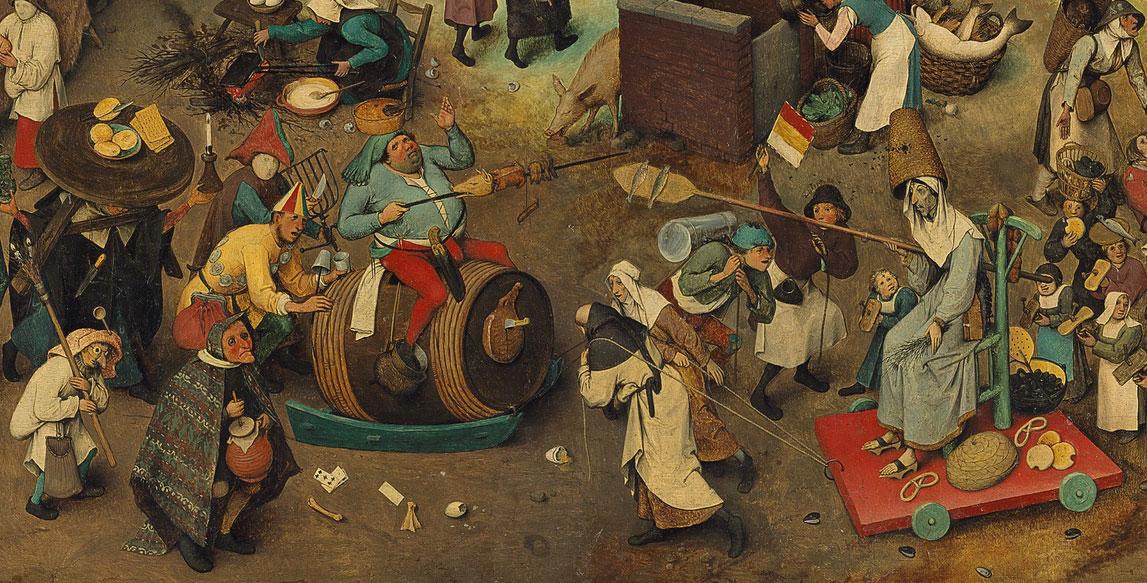 Nel segno di Bruegel: un viaggio tra i mondi del grande artista del Cinquecento in un libro di Manfred Sellink