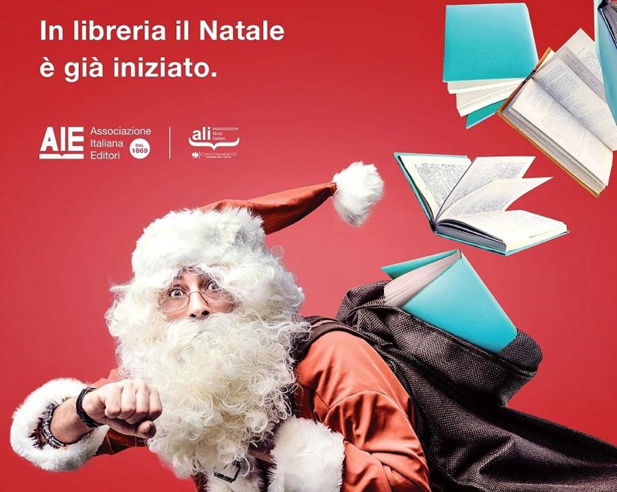 In libreria è già... Natale. Novembre è il nuovo dicembre