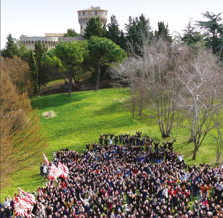Volterra, presentato il dossier di candidatura a Capitale italiana della Cultura 2022. Ri-generazione è il titolo scelto