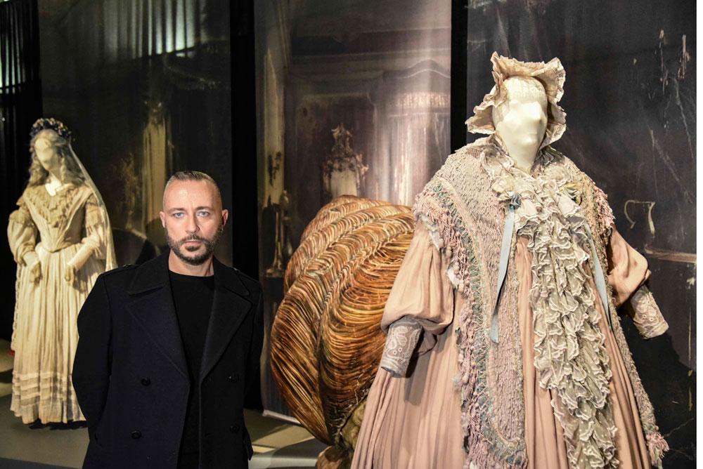 David di Donatello per i costumi del Pinocchio di Garrone. Oltre trenta in mostra al Museo del Tessuto di Prato