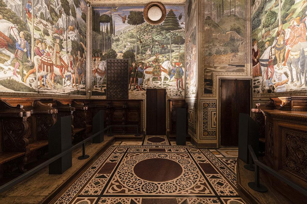 Sotto gli splendidi affreschi di Palazzo Medici Riccardi concerti online tra arte e musica