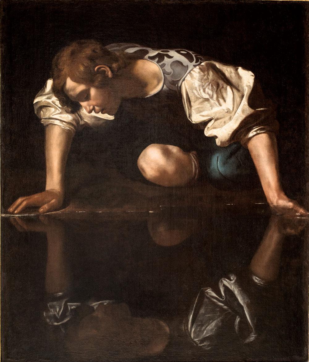 Dopo mesi ad Amsterdam, il San Giovanni Battista di Caravaggio e il Narciso tornano a Roma