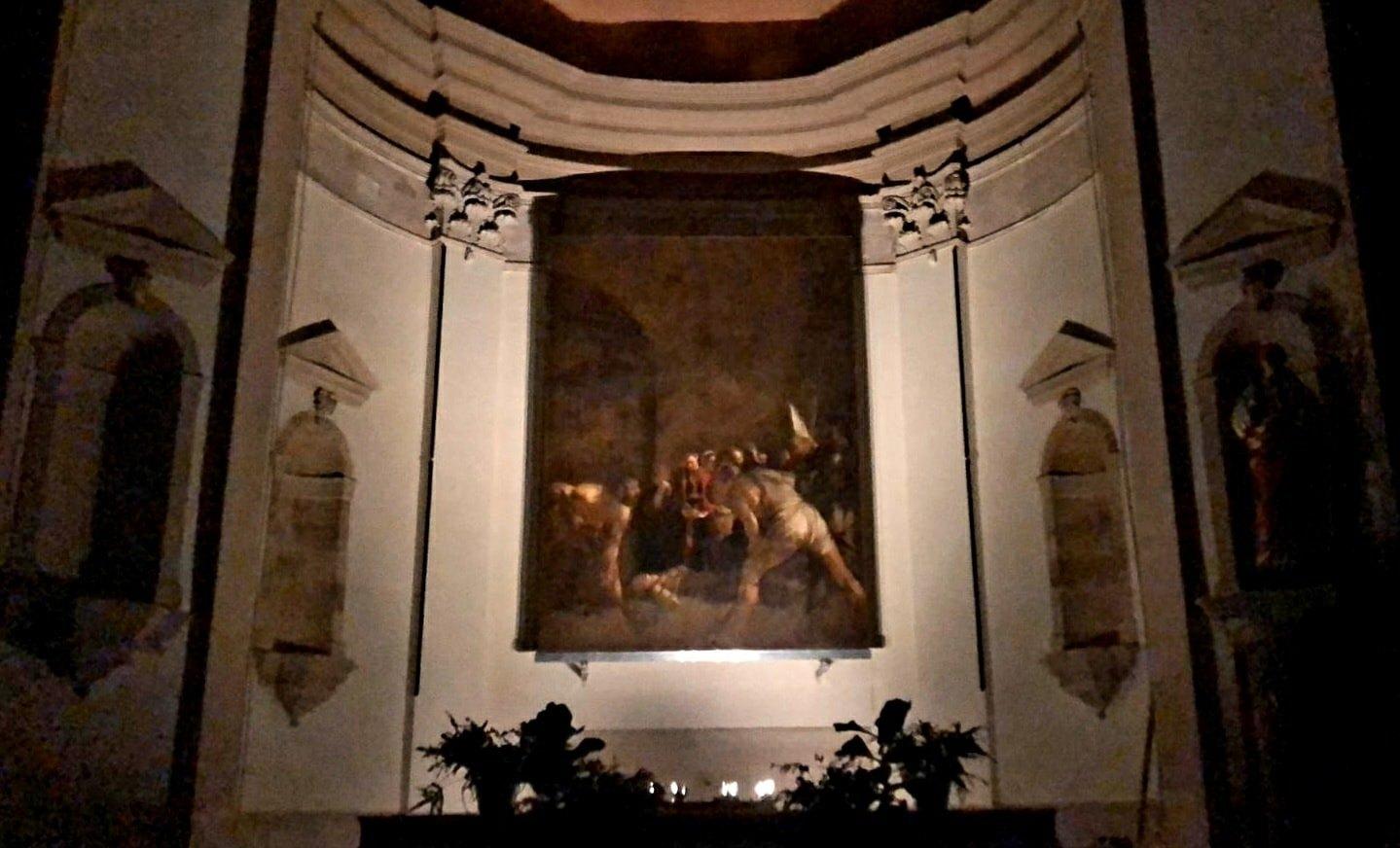 Caravaggio, la Santa Lucia di Siracusa torna, dopo anni, nella chiesa per cui fu concepita