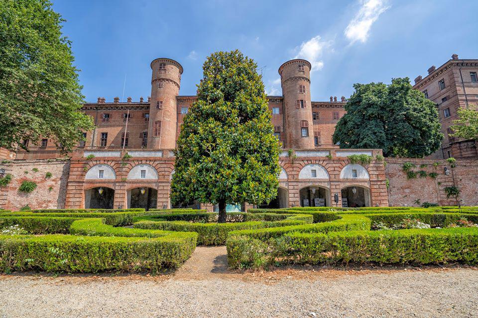 Il Parco del Castello di Moncalieri aprirà presto lotti da secoli inaccessibili