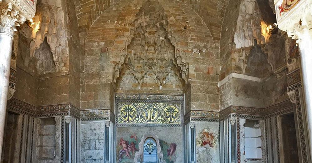 Palermo, sarà restaurato il Castello della Zisa
