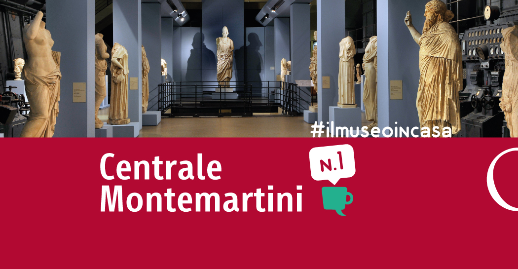 #ilmuseoincasa: la storia della Centrale Montemartini in una serie di video su Youtube