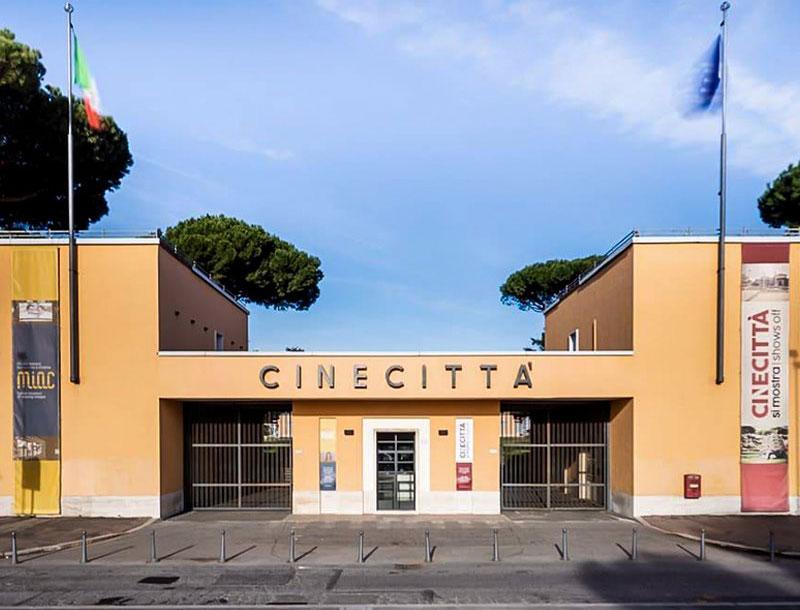 Gli studi di Cinecittà e il Museo dell'Audiovisivo e del Cinema riaprono con tante novità