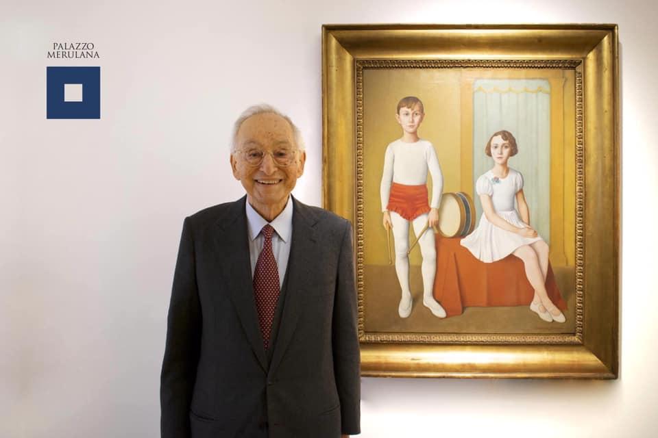 Lutto nel mondo dell'arte: si è spento Claudio Cerasi. Palazzo Merulana è nato grazie a lui