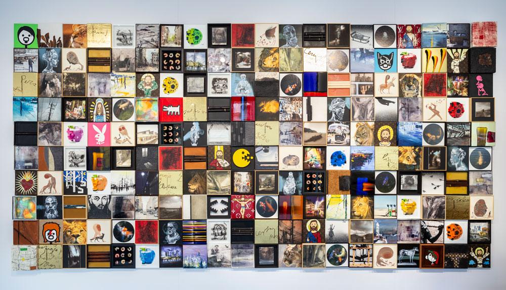 Galleria d'arte lancia provocazione: un assembramento è sempre negativo? Se di opere no
