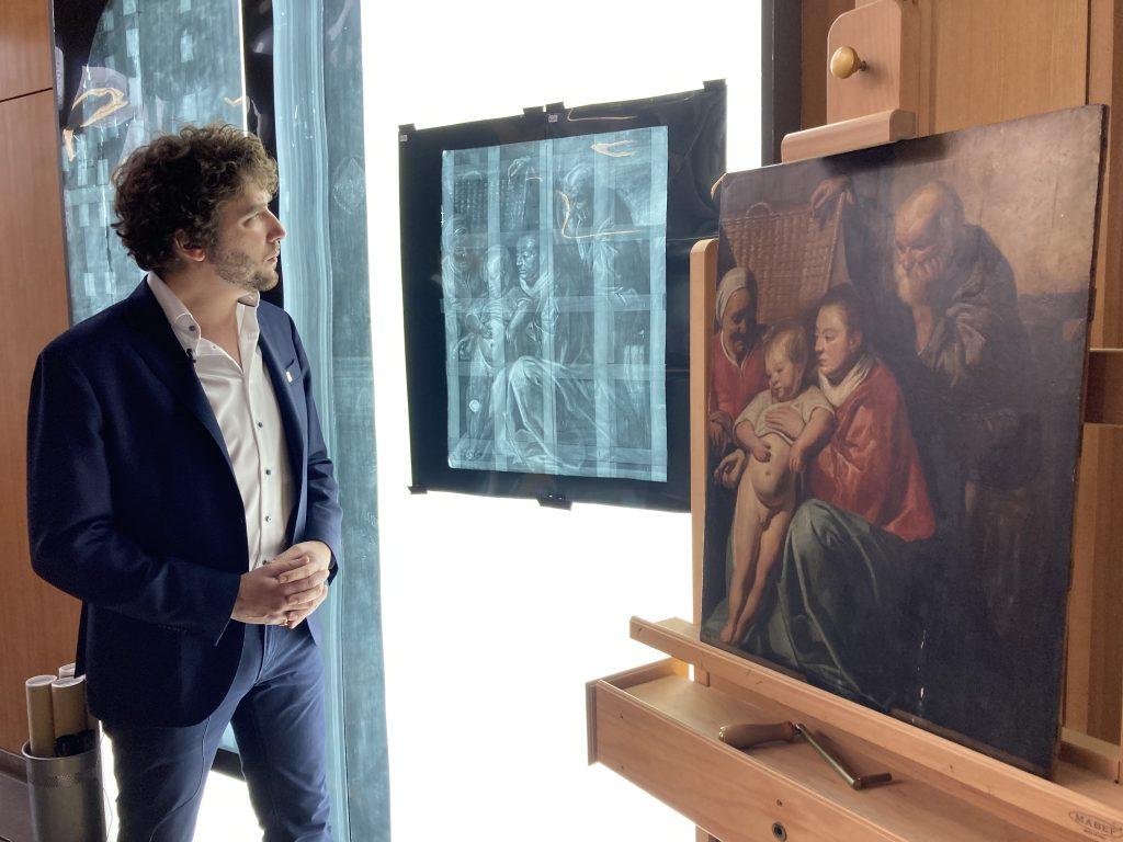 Bruxelles, trovato capolavoro di Jacob Jordaens nell'ufficio dell'assessore all'urbanistica!