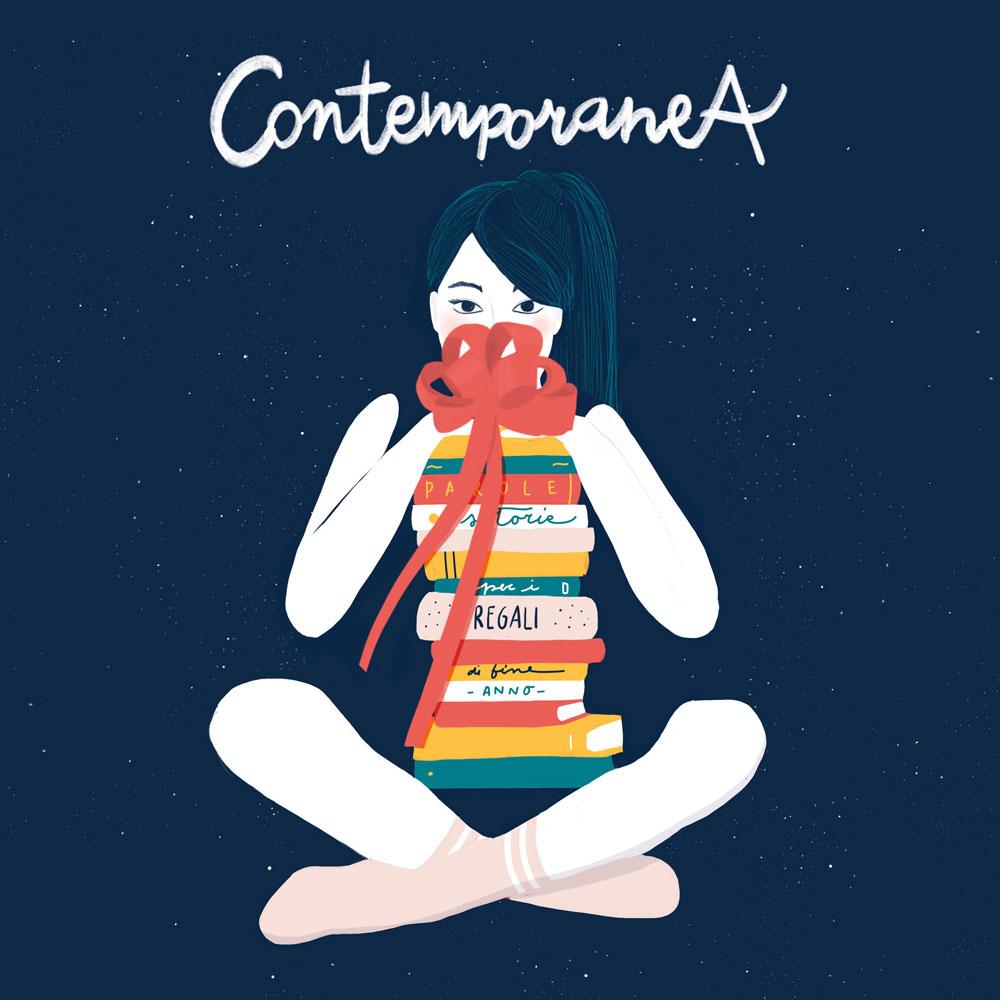 Un calendario dell'Avvento tutto di libri: l'iniziativa di ContemporaneA. Parole e storie di donne