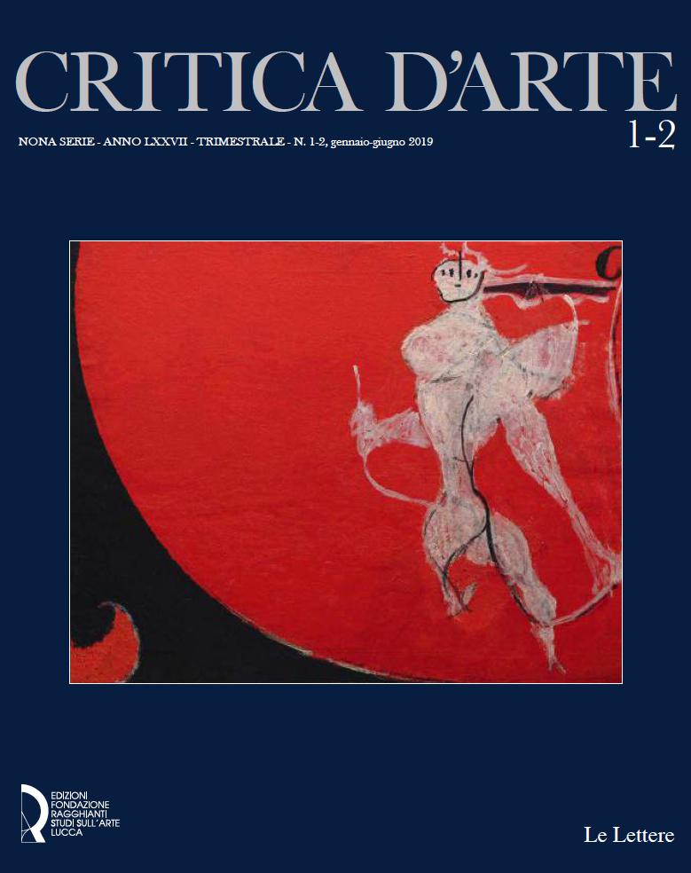 """Riparte la storica rivista """"Critica d'Arte"""" fondata da Ragghianti e Bianchi Bandinelli. In uscita la nuova serie"""