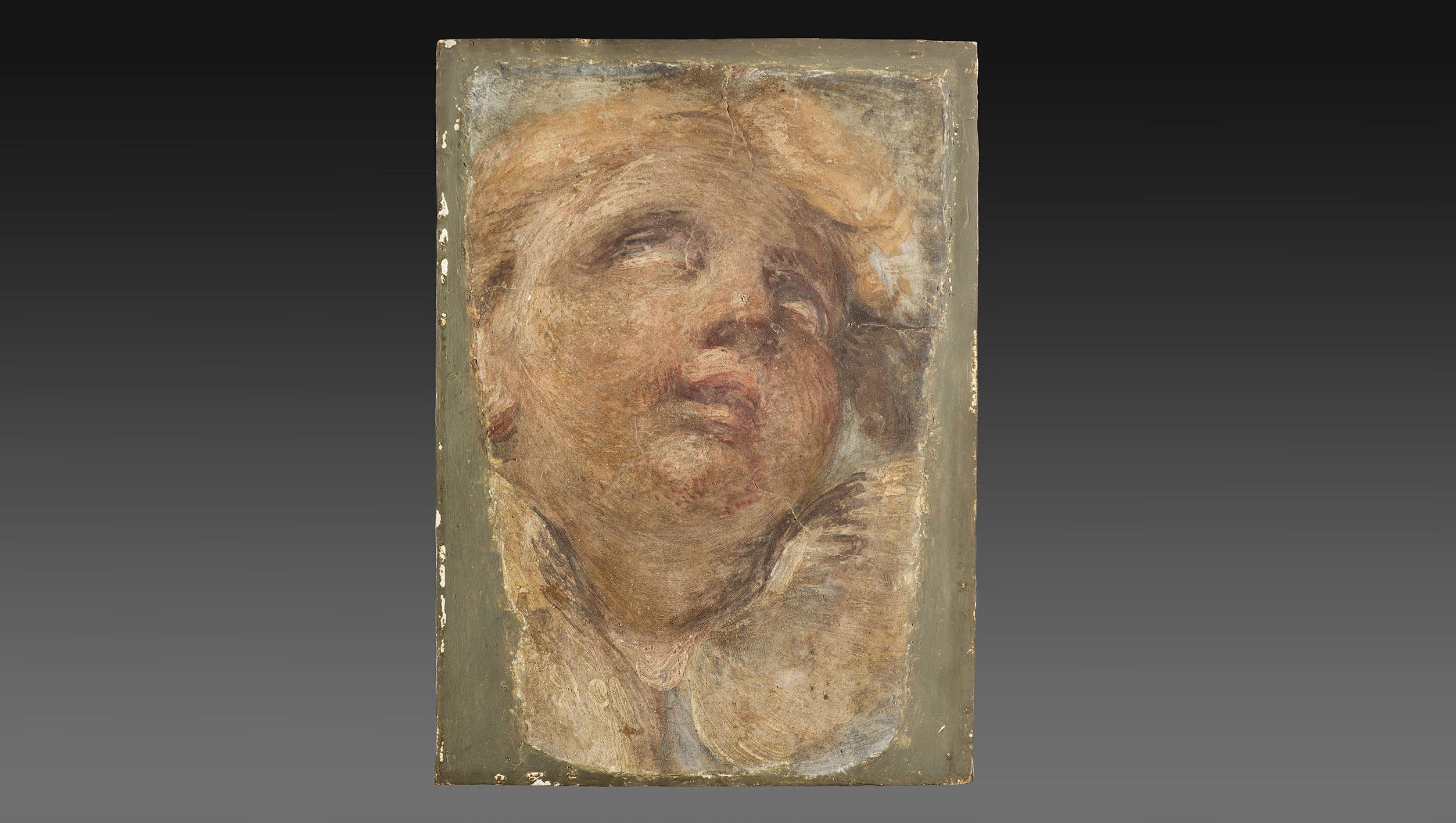 Riemerge un frammento inedito del Correggio, che va in mostra nella sua città natale