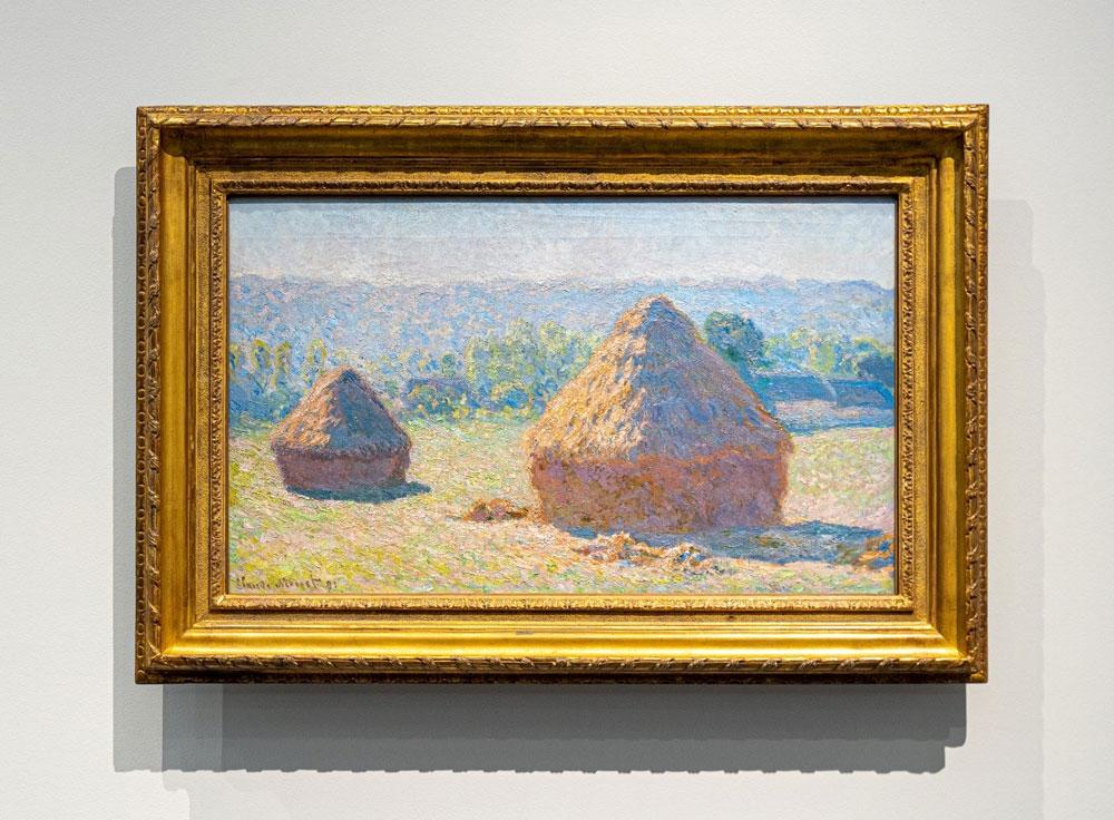 Capolavori del Musée d'Orsay in prestito al Louvre Abu Dhabi