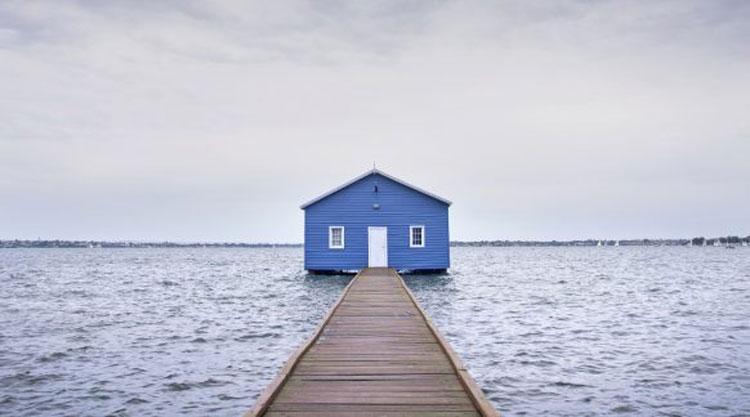 I paesaggi e le architetture ispirati a Wes Anderson in un libro fotografico