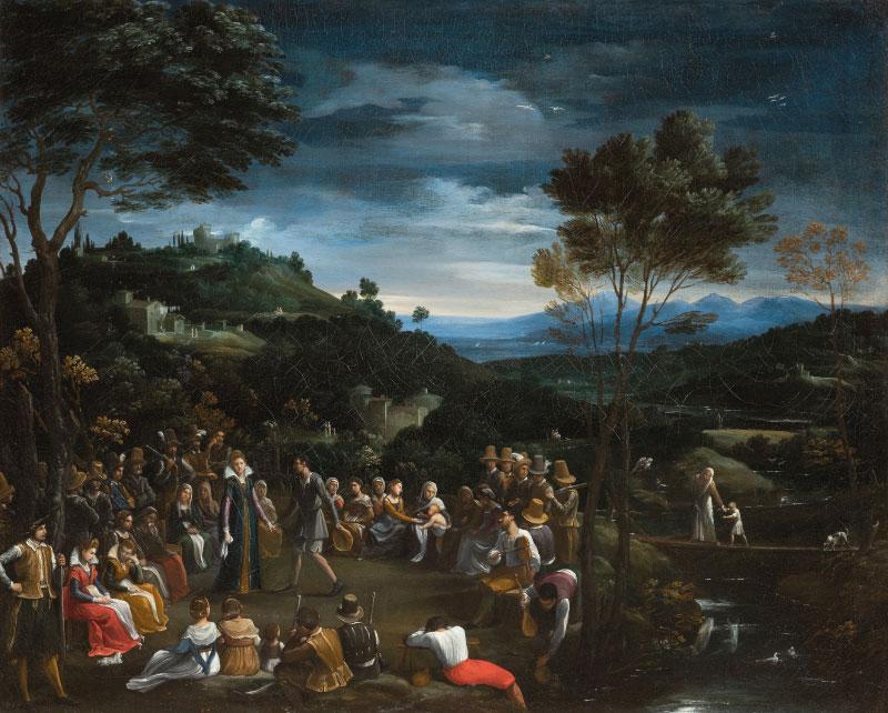 Dipinto di Guido Reni creduto disperso torna alla Galleria Borghese