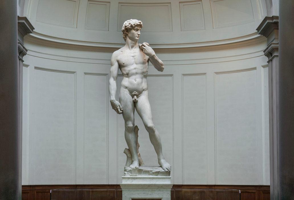 L'Italia sarà rappresentata all'Expo di Dubai da una riproduzione tecnologica del David