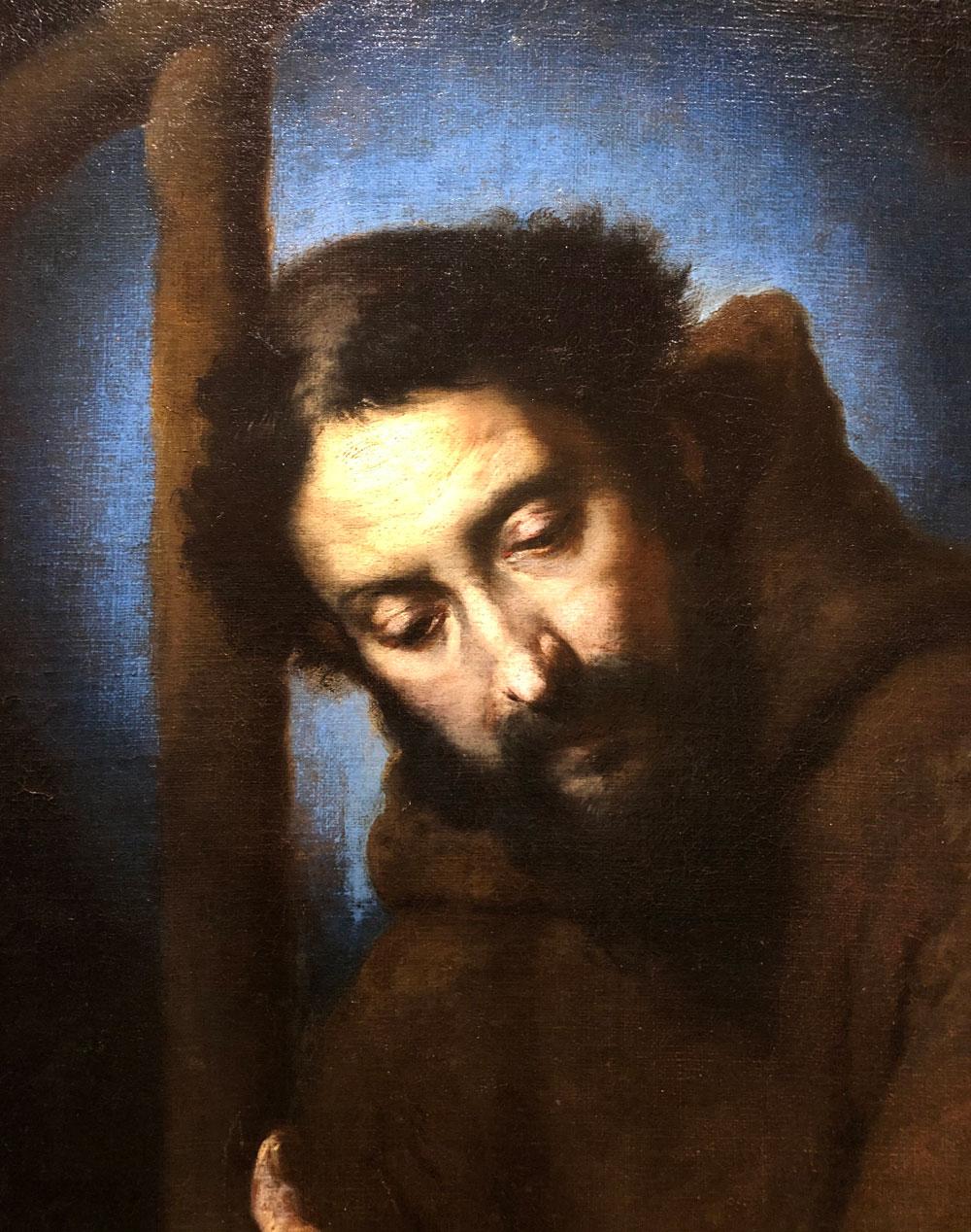 Genova, il blu Klein sfida il secentesco Bernardo Strozzi a Villa Croce