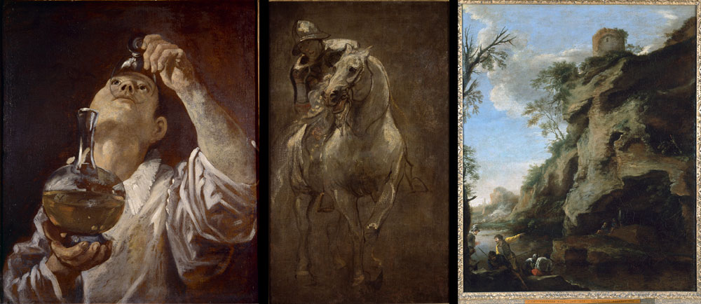 Rubate tre importantissime opere (Carracci, van Dyck e Salvator Rosa) alla Christ Church Picture Gallery di Oxford