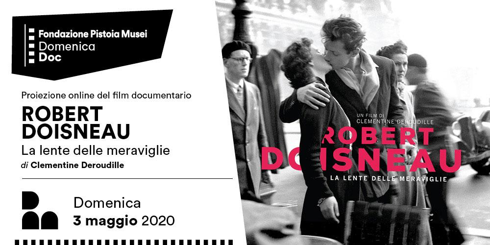 Disponibile gratuitamente il docu-film dedicato a Robert Doisneau