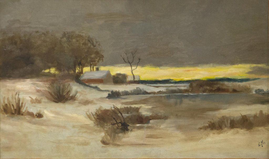 I dipinti giovanili di Hopper? Sono copie da riviste per pittori dilettanti