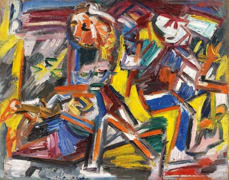 A Cortina d'Ampezzo in mostra la pittura che Hitler non voleva, da de Pisis a Vedova