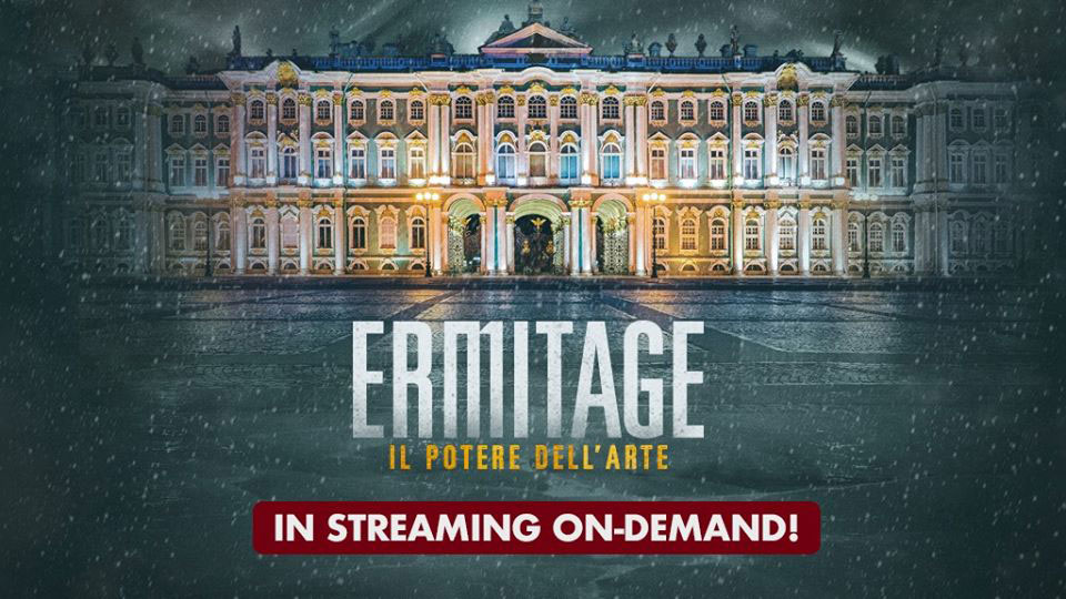 In streaming on-demand per una settimana il docu-film Ermitage di Nexo Digital