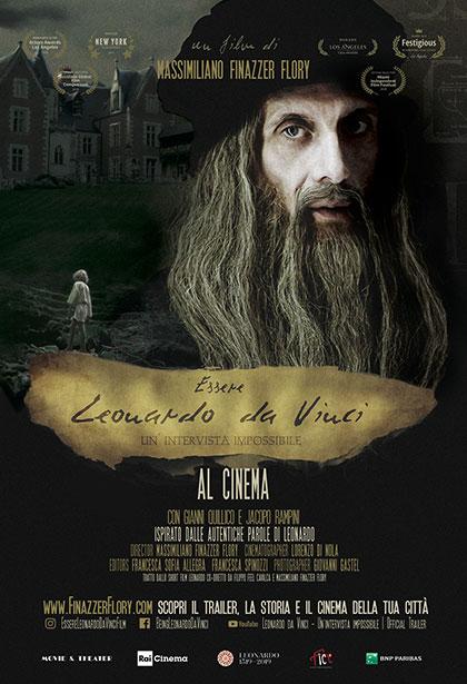 """Su Rai 5 andrà in onda """"Essere Leonardo da Vinci"""", il docufilm """"impossibile"""" sul grande genio"""