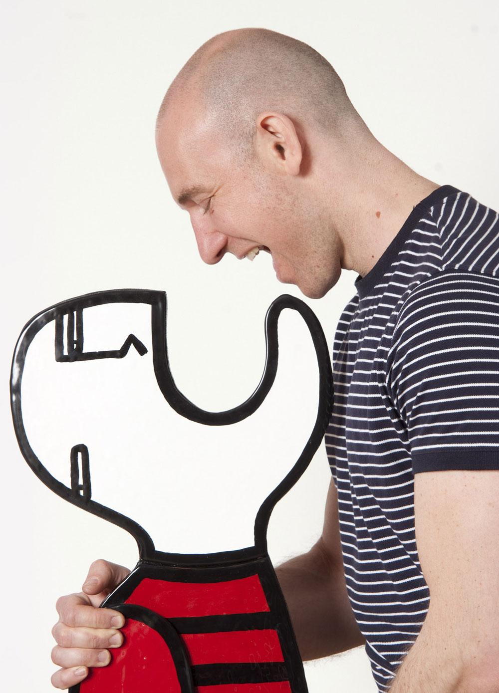 A Bagnacavallo in mostra i lavori sull'incomunicabilità di Fabrizio Dusi