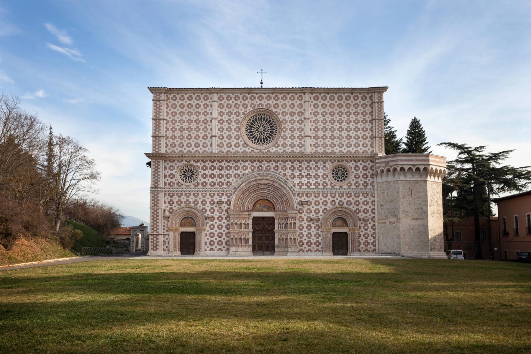 L'Aquila, candidata Capitale Italiana Cultura 2022, punta su cultura, arte e scienza