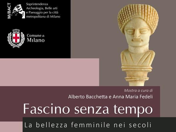 A Milano una mostra sulla bellezza femminile dalla preistoria al Medioevo