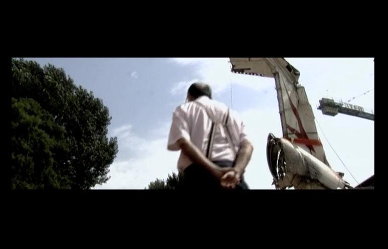 Un video per il quarantennale della strage di Ustica: streaming gratis per l'opera di Favelli e Mattei