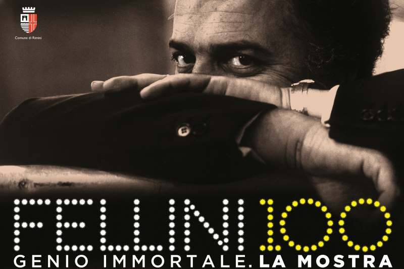 La grande mostra su Fellini di Rimini è online: seguite la visita con il curatore