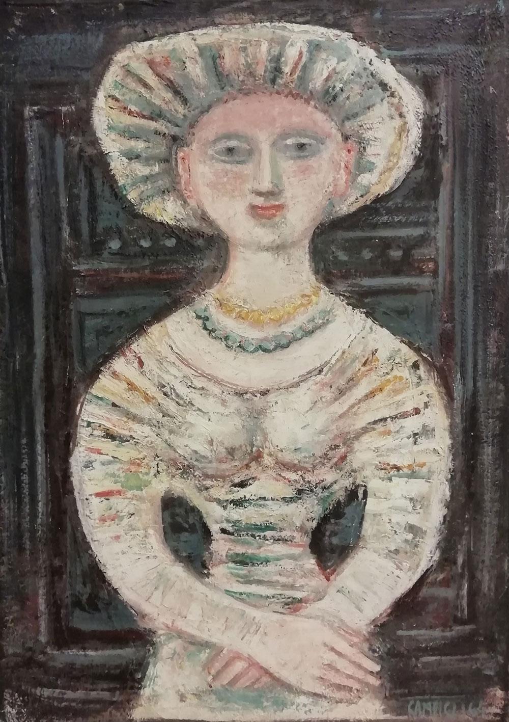 A Reggio Emilia ritratti di donne nel Novecento, da Guttuso a Campigli
