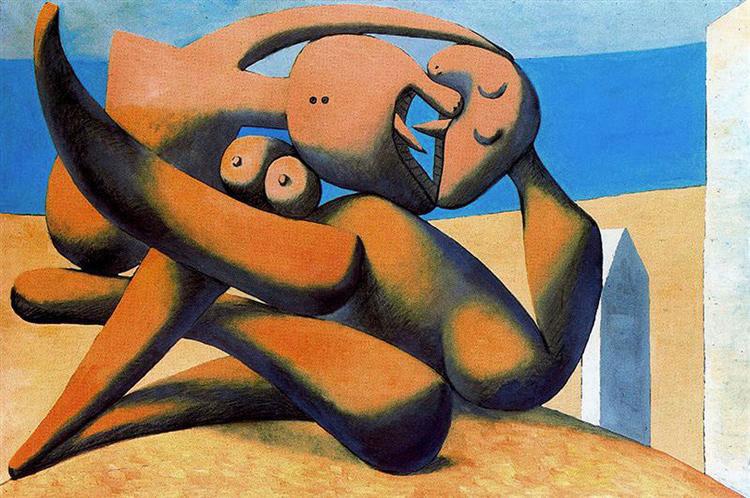 I Bagnanti di Picasso. A Lione una mostra sul tema tra confronti e influssi
