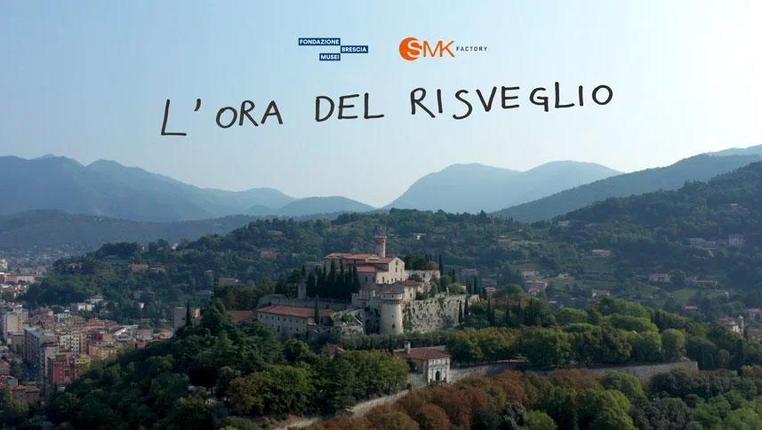 Un film per risvegliare i musei di Brescia dopo il virus: un viaggio nel patrimonio museale della città