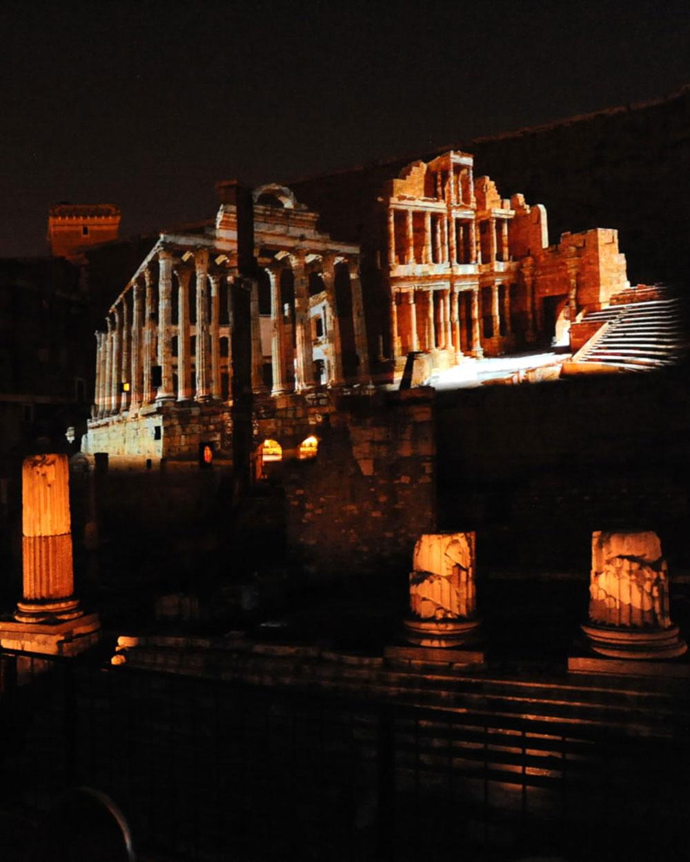 Com'era il Foro di Augusto nell'antica Roma? Ce lo mostra lo spettacolo multimediale di Piero Angela