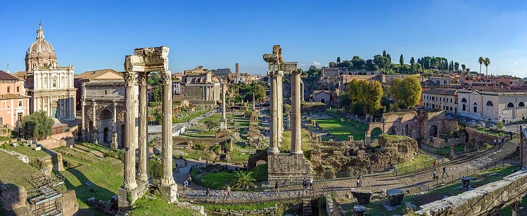 Importante scoperta al Foro Romano: riemerge un ambiente sotterraneo con un sarcofago, legato al culto di Romolo